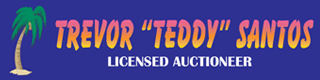 Trevor Teddy Santos Auctioneer